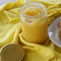 How to make Lemon Curd and Candied Lemon Peels