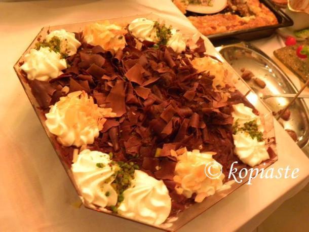 chocolate dessert image