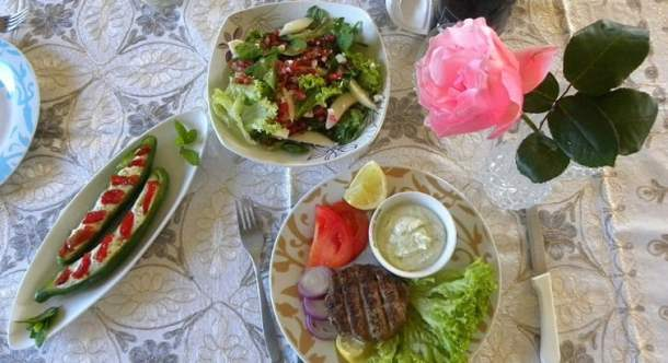 Mediterranean Diet Greek Food