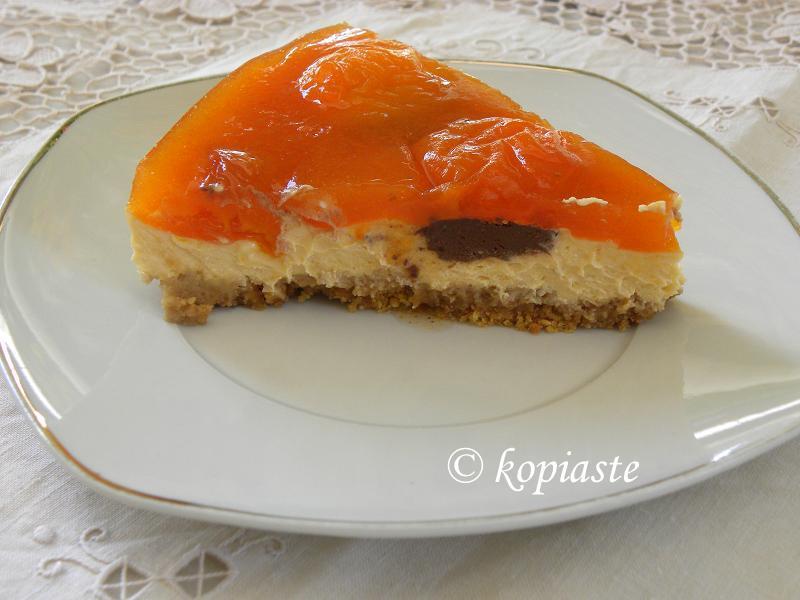 apricot-cheesecake