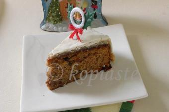 Quince Gingerbread Yoghurt Cheesecake – Uses for leftovers – Part I:  Cookies