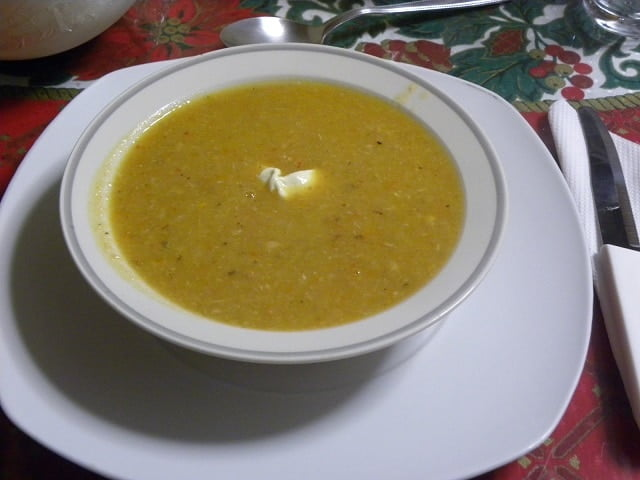 turkey soup 2013