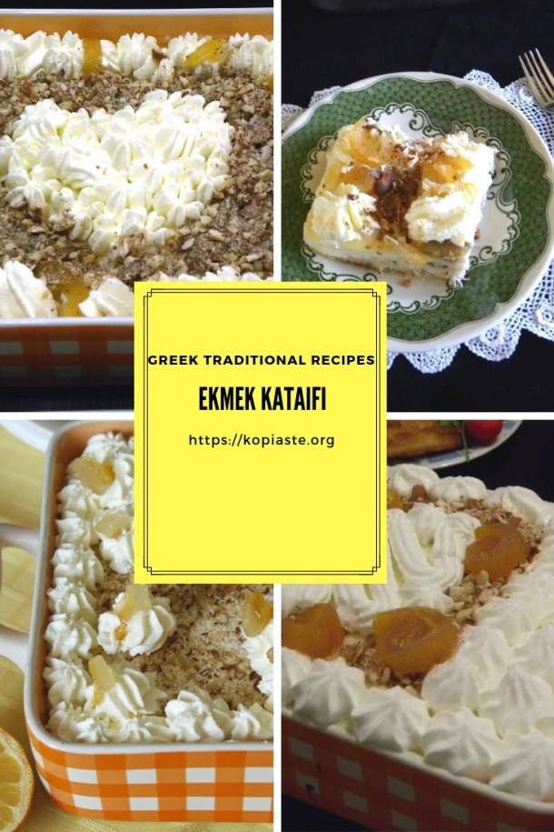 Collage Ekmek Kataifi image