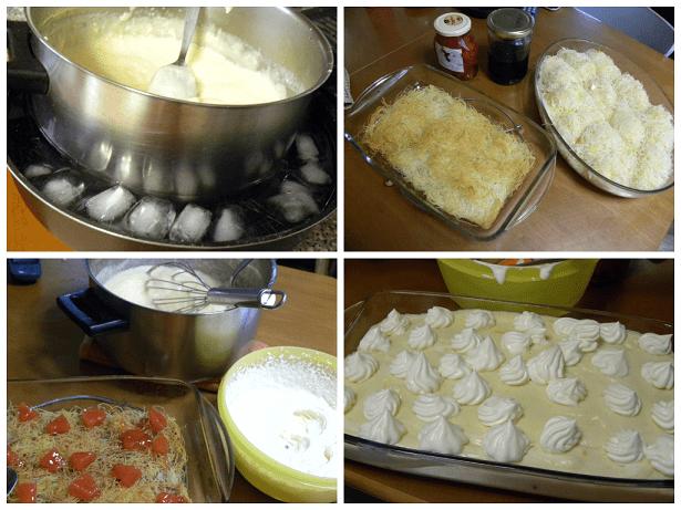 Collage quince ekmek