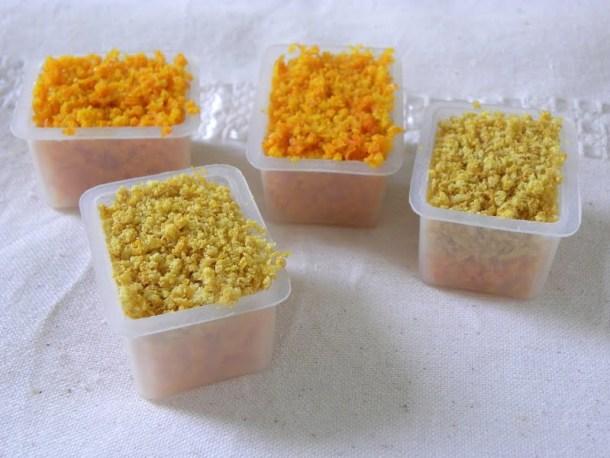 Orange and Lemon zest image