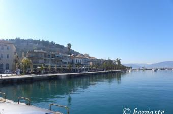 Nafplion sea front