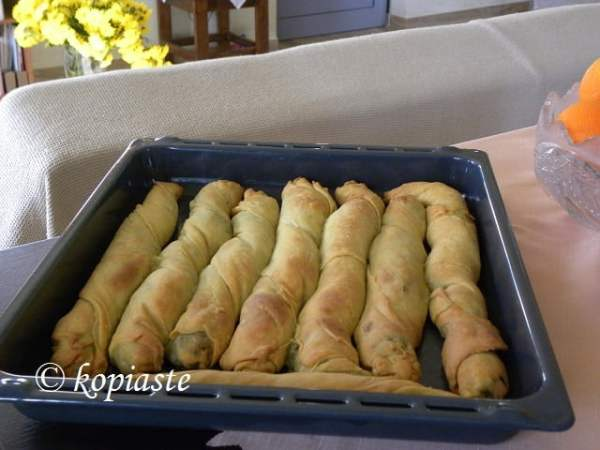 How to make spanakopita strifti image
