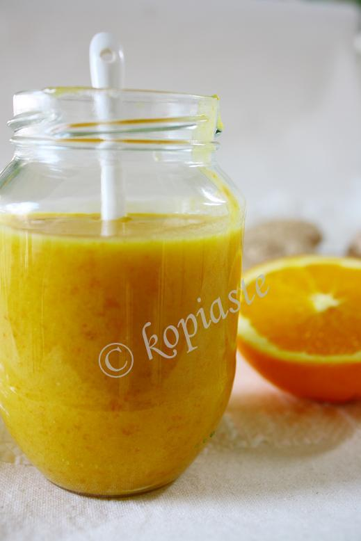 Orange Curd marked