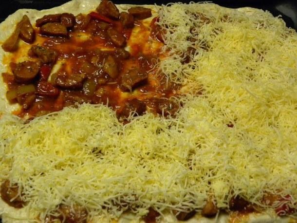 spetzofai pizza photograph