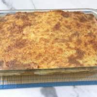Artichoke Lasagna - Pastitsio