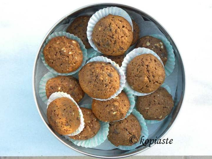 Petimezi Cookies