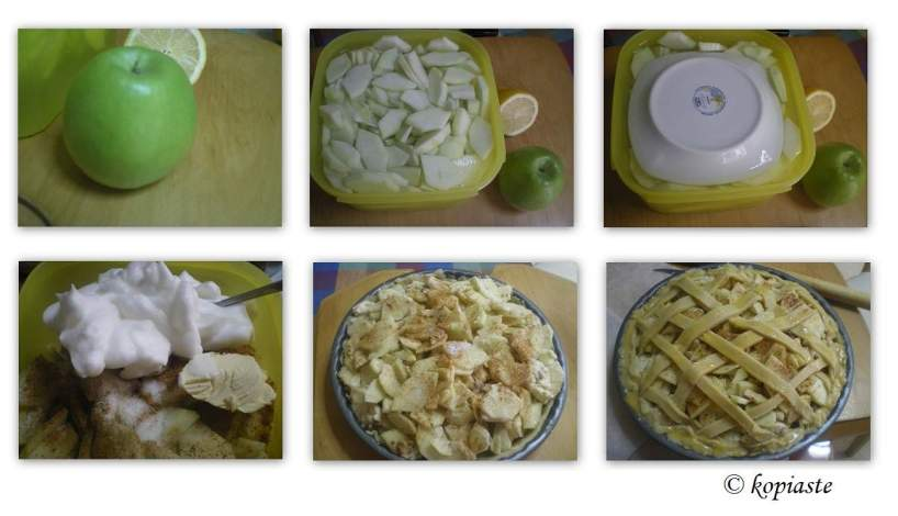 Collage Apple pie with lattice1