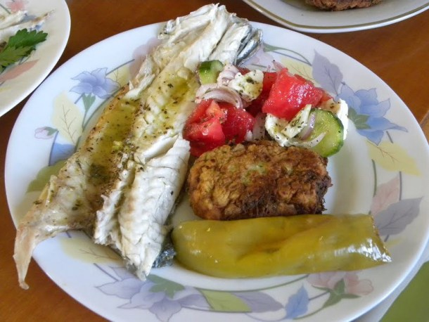 Lavraki sea bass picture