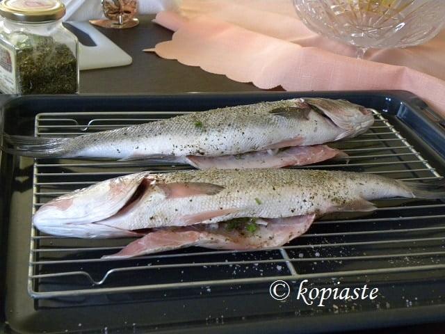 Lavrakis - sea bass