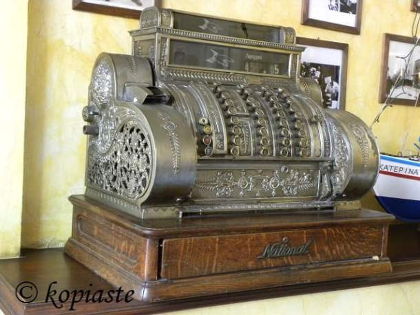 Vintage Cashier Register