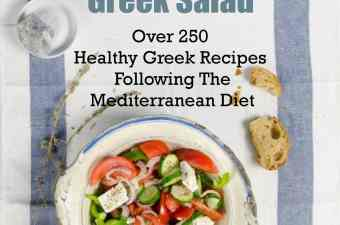 More Than A Greek Salad – Promotional Offer for my new Cookbook