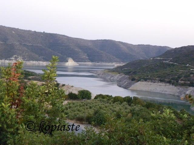 Kouris Alassa Dam