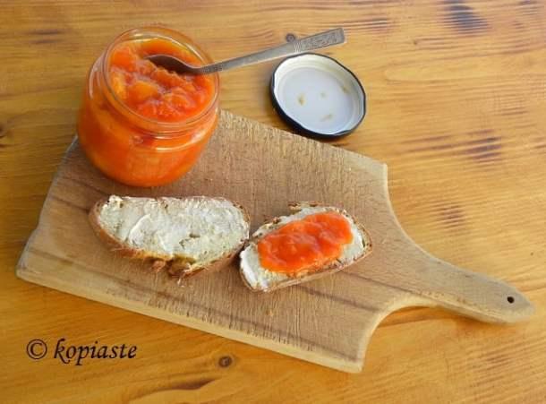 Apricot Jam ready2