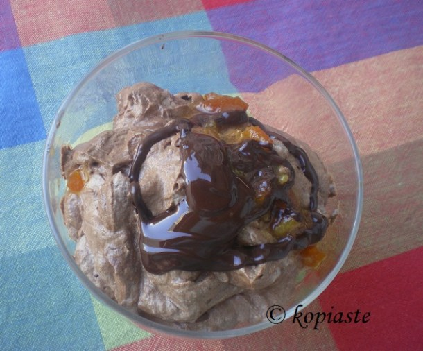 Chocolate mousse2