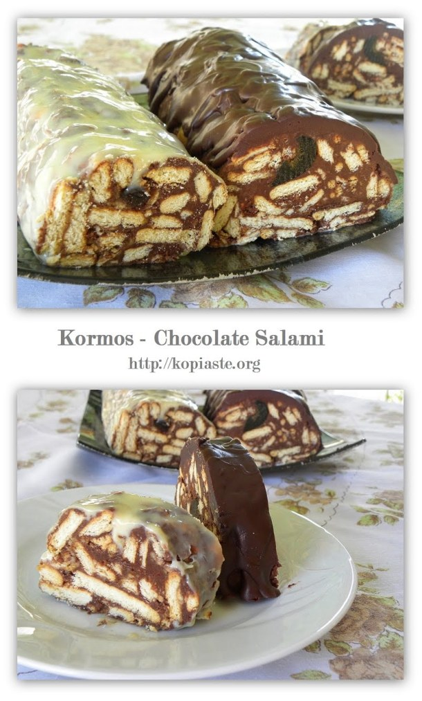 collage Mosaico - doukissa - salami image