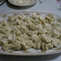 Kaloirka (Cypriot Veal Tortellini)