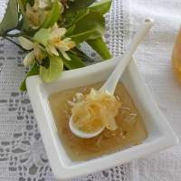 Glyko Anthos (Greek Citrus Blossom Preserve)