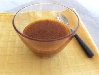 Caramel sauce image