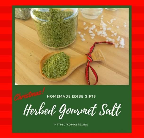Gourmet Basil sea salt image