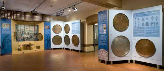 sinia spanakopita image Folklore Museum of Macedonia and Thrace Image