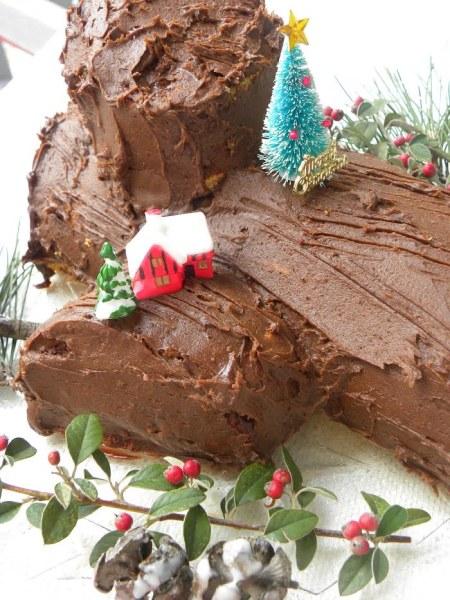 Christmas Yule Log image