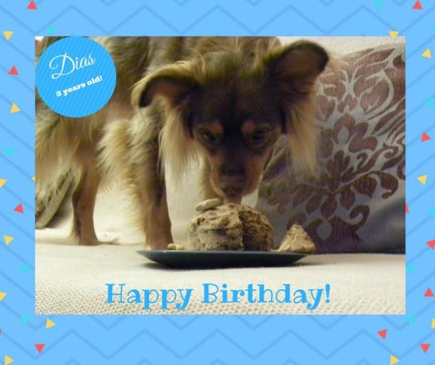 Dias Happy Birthday image