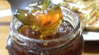 Bergamot Marmalade from Leftovers