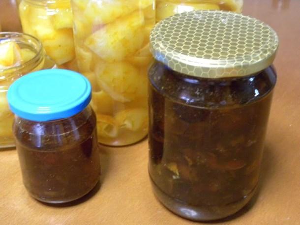 Bergamot marmalade image