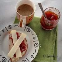 Fragrant Loquat Jam