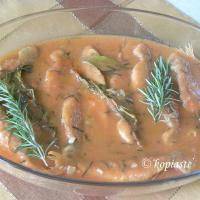 Koutsomoures Savoro (Red Mullets with Savoro Sauce)