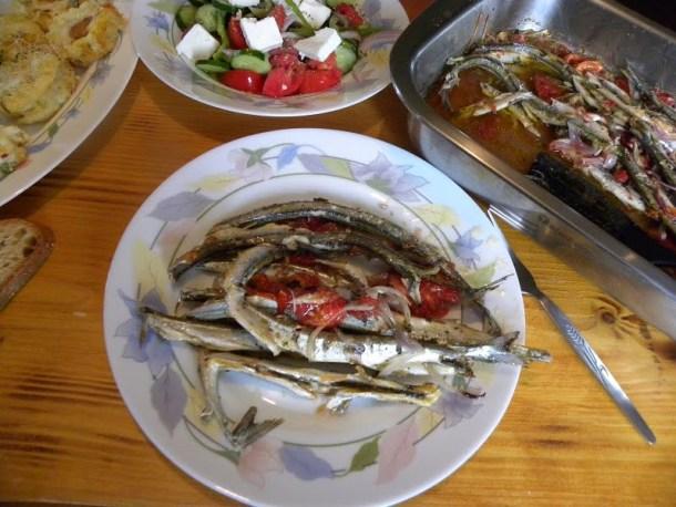 Zargana (garfish) plaki image