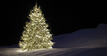 Julen närmar sig