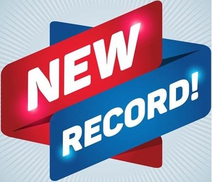 Nytt rekord