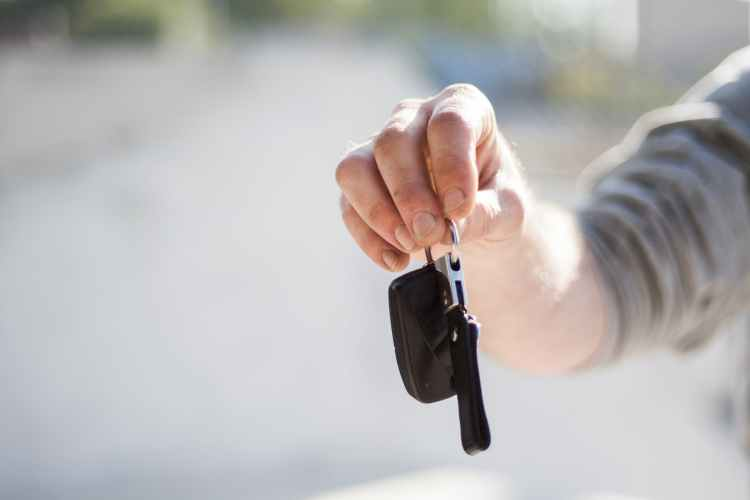 En minst sagt annorlunda bilförsäljning!