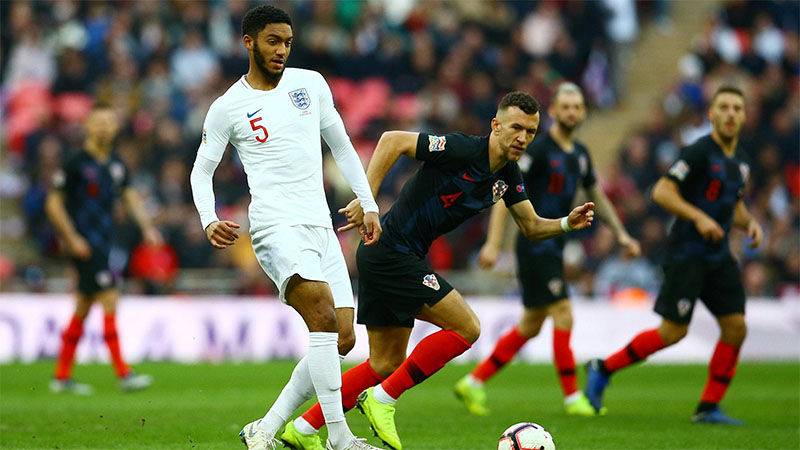 Joe Gomez returns to Liverpool after suffering knee injury on England duty