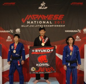 Japanese National IBJJF
