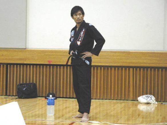 鍵山士門 コラルジャパンファイトチーム