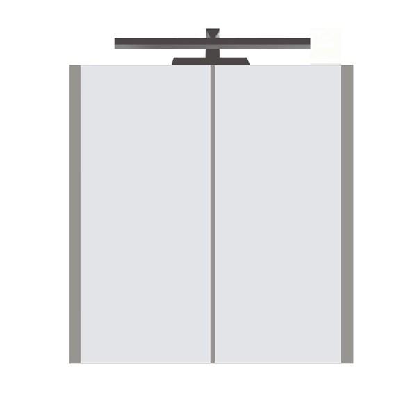 Ogledalo za kupatila Bella (65 cm)