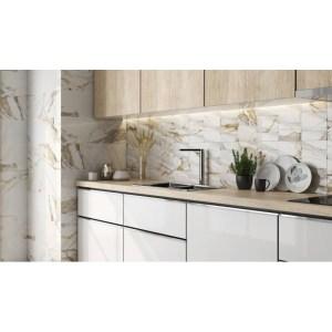 keramicka plocica, zidna, imitacija mermera, plocica za kuhinju