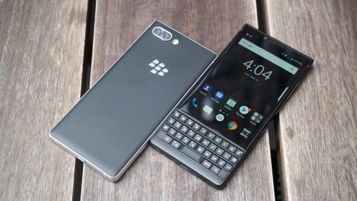 BlackBerry Key 2 Harga Rp 9.3 Juta Rupiah