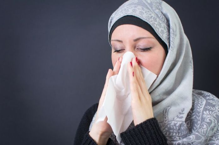 Cara Mengatasi Flu Saat Puasa