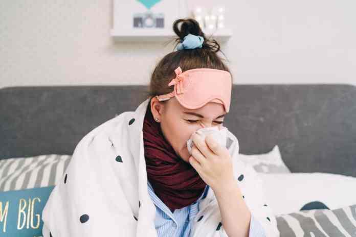 Cara Mengatasi Flu Secara Alami