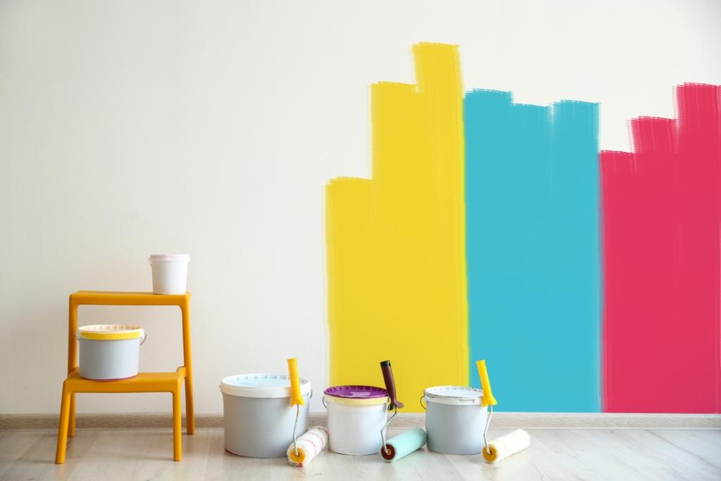 Warna Cat Rumah Netral  7 tren warna cat rumah untuk lebaran 2019 yang cantik koran id