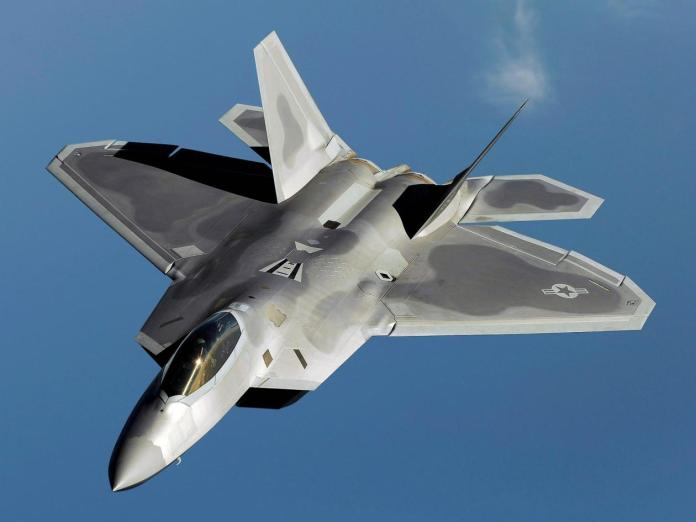Lockheed Martin F – 22 Raptor