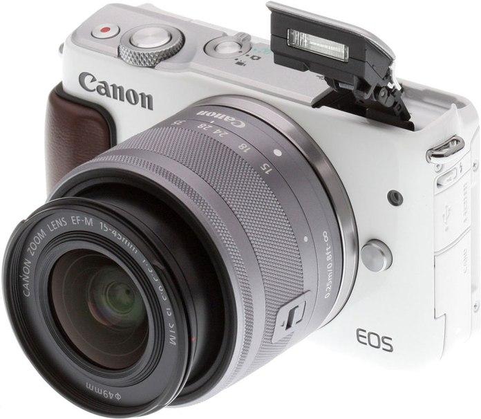Canon EOS M10 Harga Rp 5.6 Juta Rupiah
